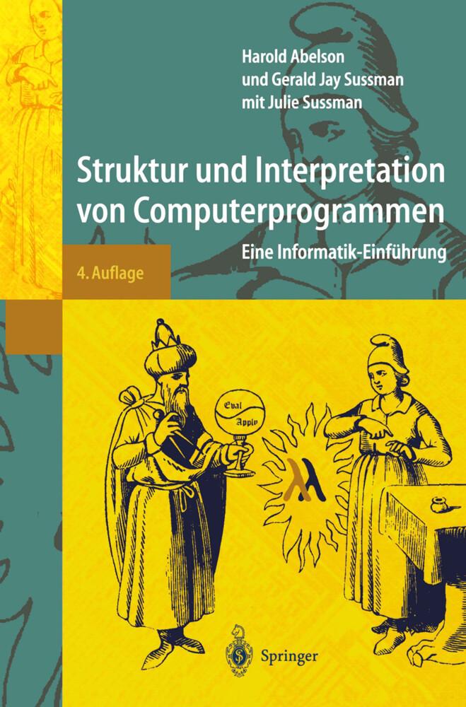 Struktur und Interpretation von Computerprogrammen als Buch