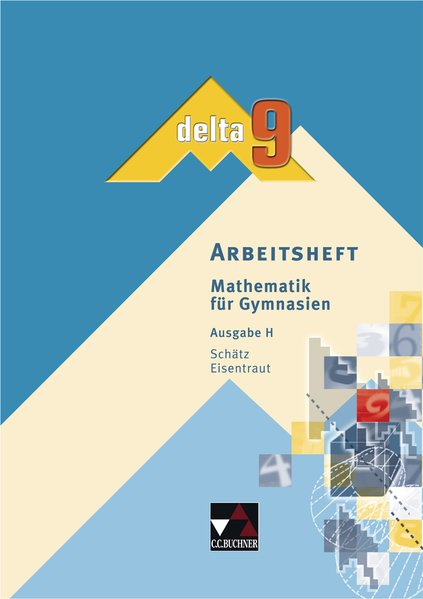 delta 9 . Arbeitsheft Hessen als Buch
