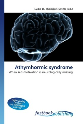 Athymhormic syndrome als Buch von