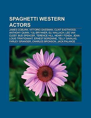Spaghetti Western actors als Taschenbuch von