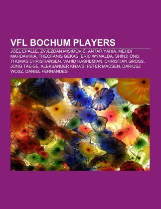 VfL Bochum players als Taschenbuch von