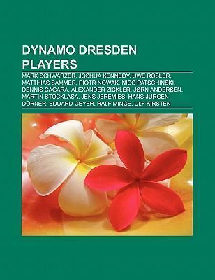 Dynamo Dresden players als Taschenbuch von