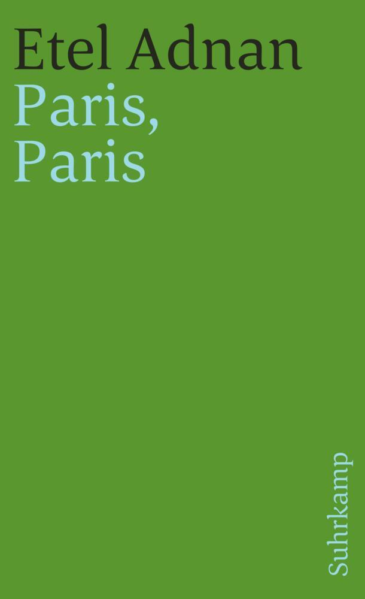 Paris, Paris als Taschenbuch