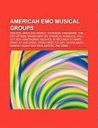 American emo musical groups als Taschenbuch von