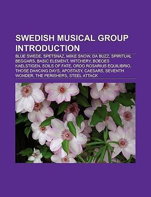Swedish musical group Introduction als Taschenb...