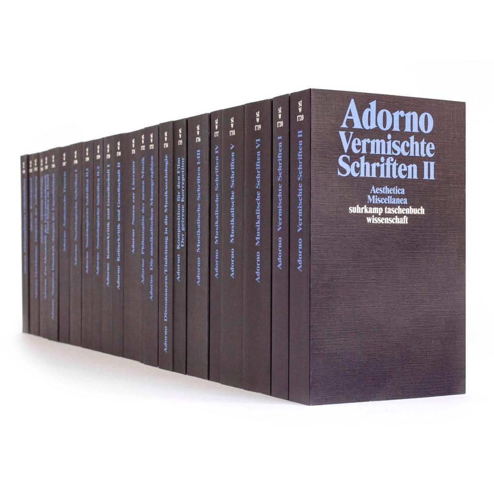 Gesammelte Schriften in zwanzig Bänden als Taschenbuch