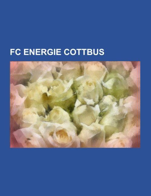 FC Energie Cottbus als Taschenbuch von
