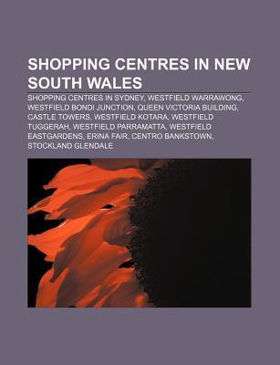 Shopping centres in New South Wales als Taschen...