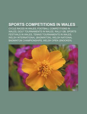 Sports competitions in Wales als Taschenbuch von