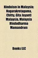 Hinduism in Malaysia als Taschenbuch von