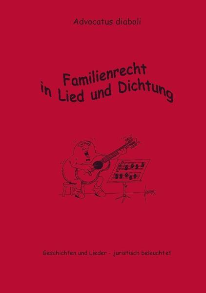 Familienrecht in Lied und Dichtung als Buch