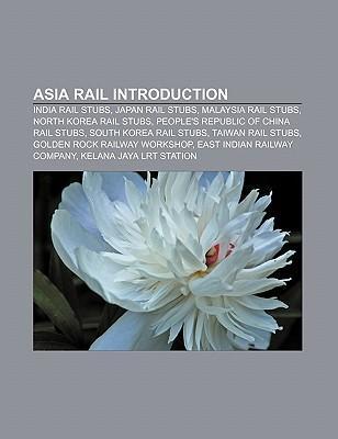 Asia rail Introduction als Taschenbuch von
