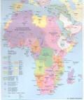 Afrika 1 : 8 000 000