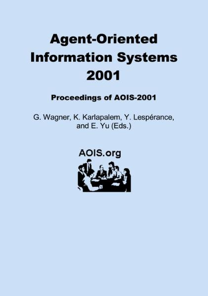Agent-Oriented Information Systems 2001 als Buch