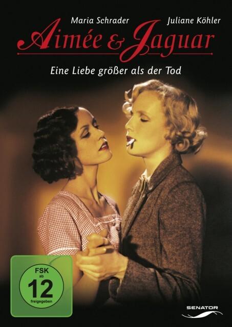 Aimee und Jaguar als DVD