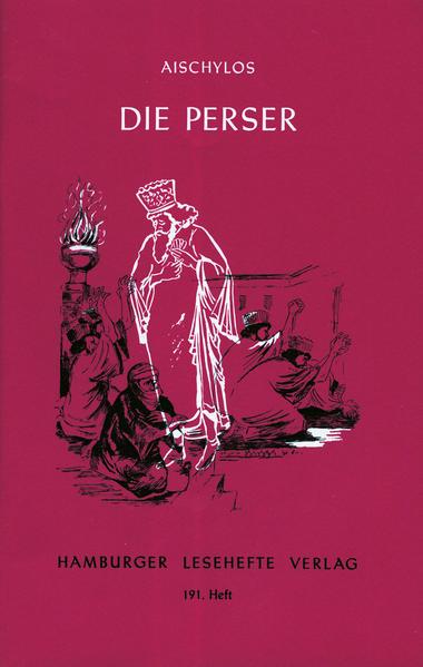 Die Perser als Taschenbuch