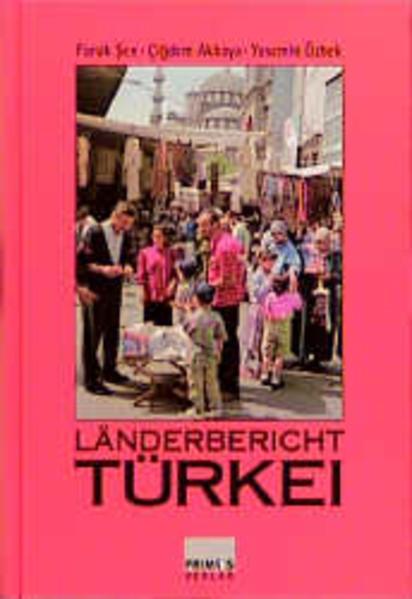 Länderbericht Türkei als Buch
