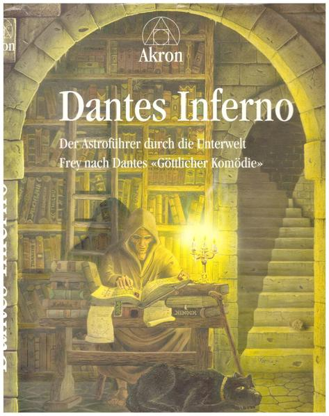 Dantes Inferno als Buch