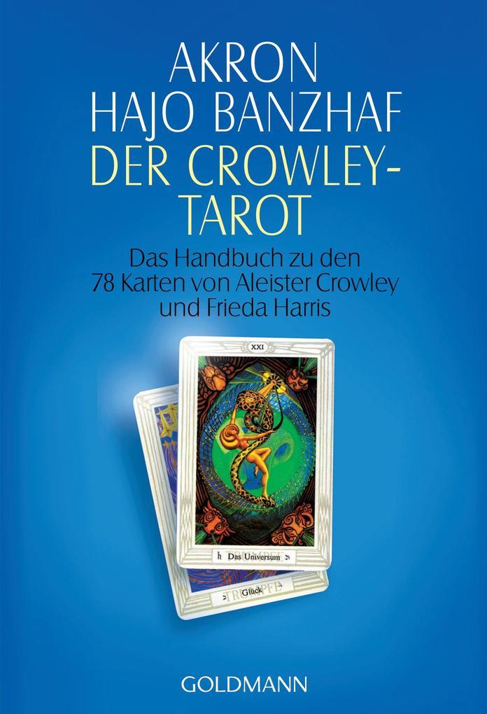 Der Crowley-Tarot als Taschenbuch