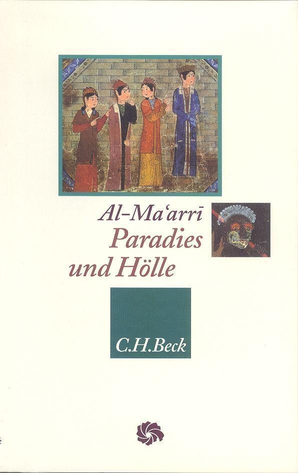 Paradies und Hölle als Buch