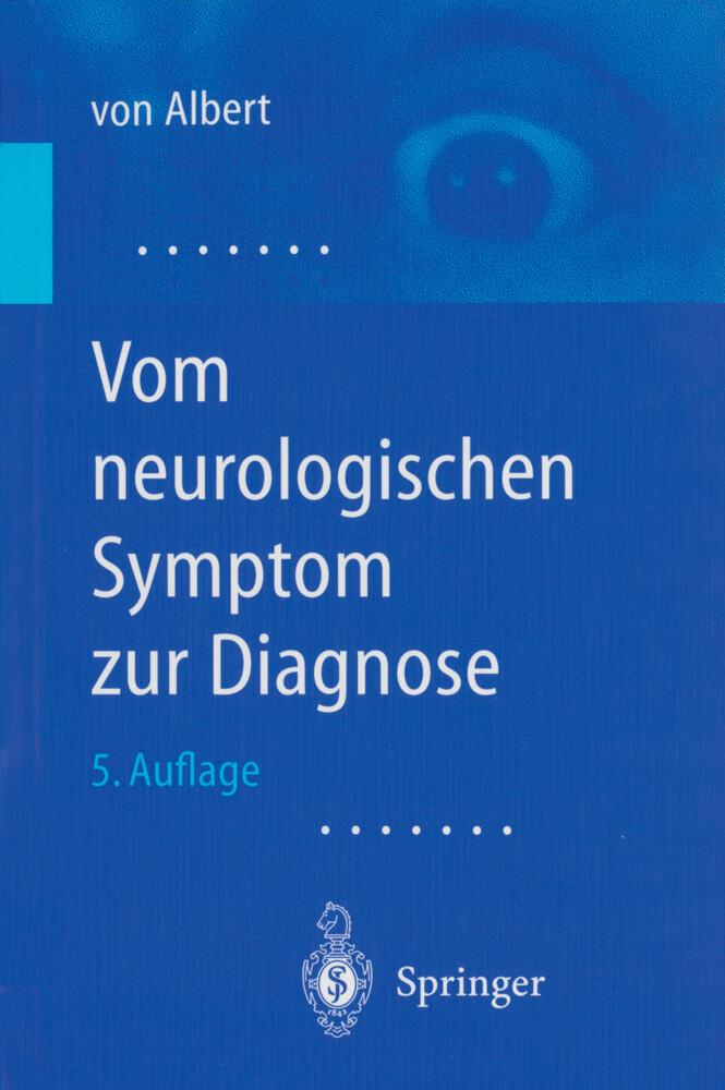 Vom neurologischen Symptom zur Diagnose als Buch