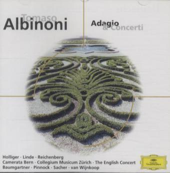 Adagio/Concerti als CD