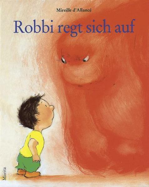 Robbi regt sich auf als Buch (kartoniert)