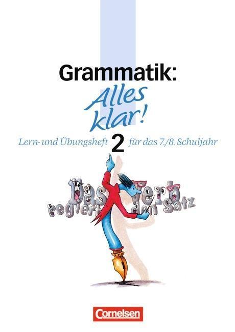 Alles klar 2. Arbeitsheft zur Grammatik. RSR als Buch