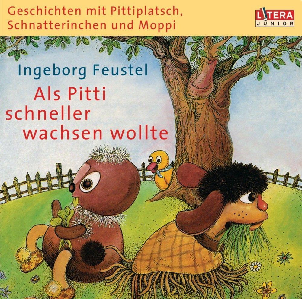 Als Pitti schneller wachsen wollte. CD als Hörbuch