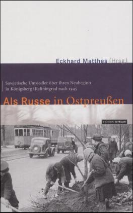 Als Russe in Ostpreußen als Buch