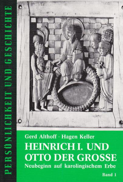 Heinrich I. und Otto der Grosse, 2 Bde. als Taschenbuch