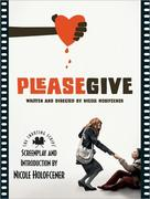 Please Give: The Shooting Script
