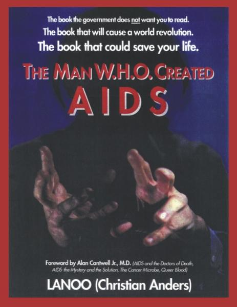 The man who created Aids als Buch (kartoniert)