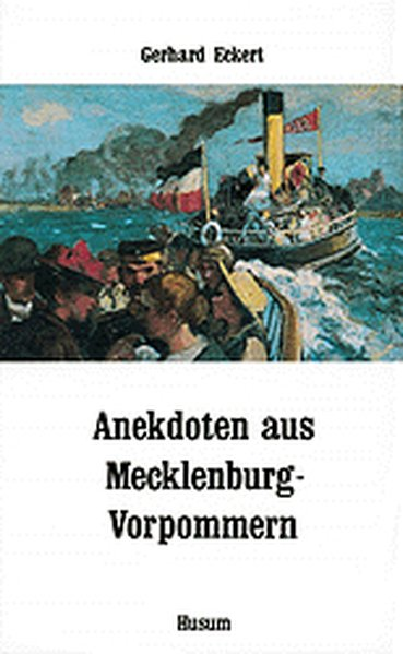 Anekdoten aus Mecklenburg-Vorpommern als Taschenbuch