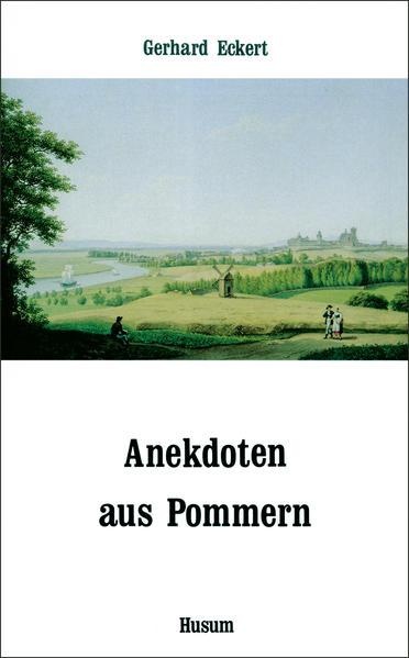 Anekdoten aus Pommern als Buch