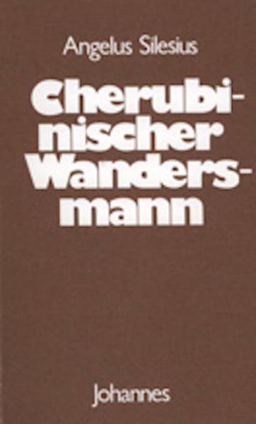 Cherubinischer Wandersmann als Buch (kartoniert)