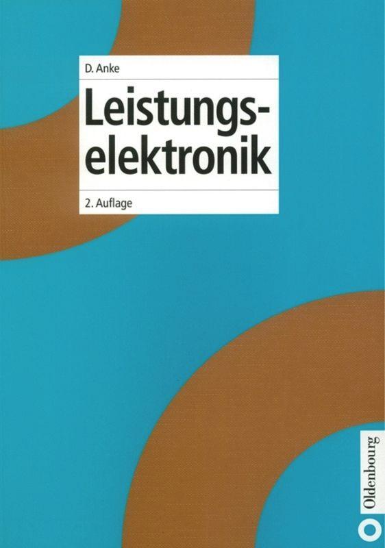 Leistungselektronik als Buch