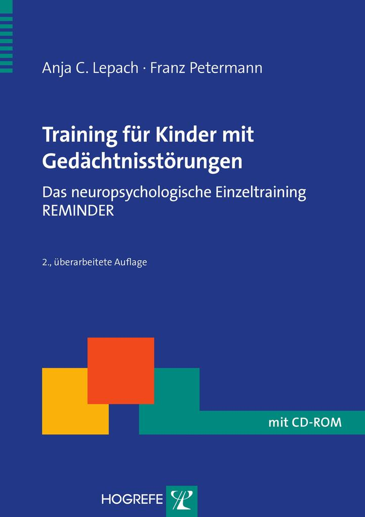 Training für Kinder mit Gedächtnisstörungen. Da...