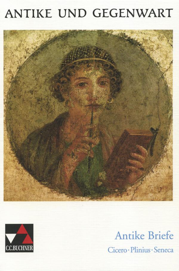 Antike Briefe als Buch
