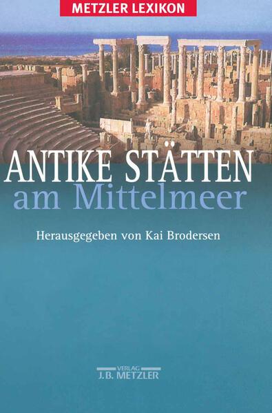 Antike Stätten am Mittelmeer als Buch