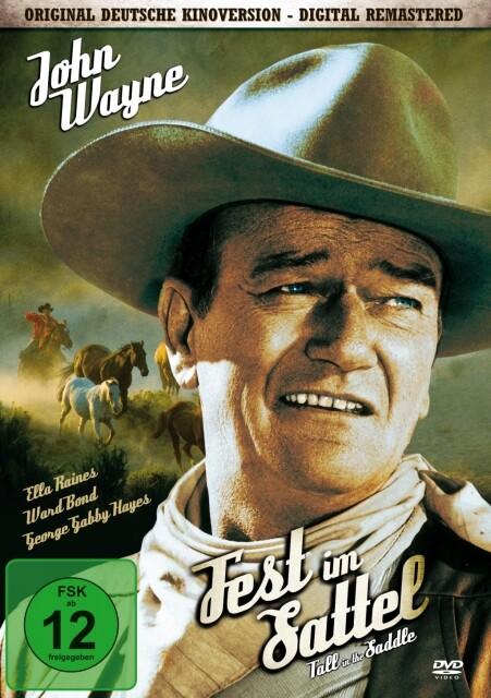 John Wayne-Fest im Sattel