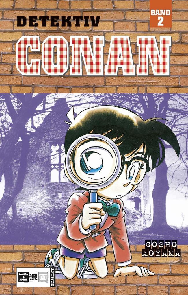 Detektiv Conan 02 als Buch