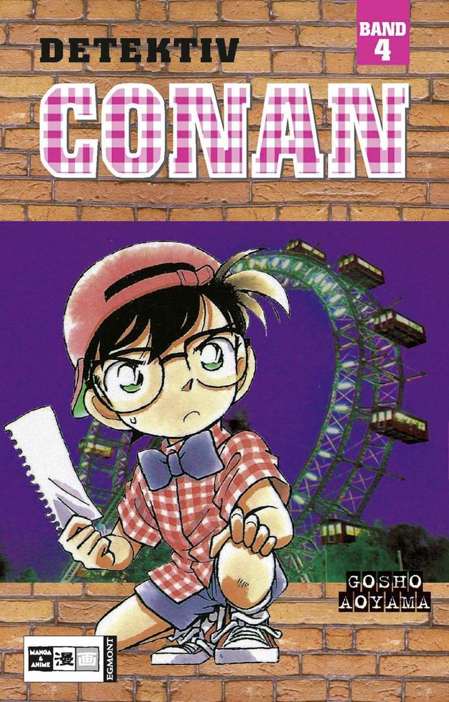 Detektiv Conan 04 als Buch (kartoniert)