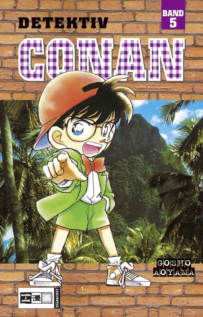 Detektiv Conan 05 als Buch