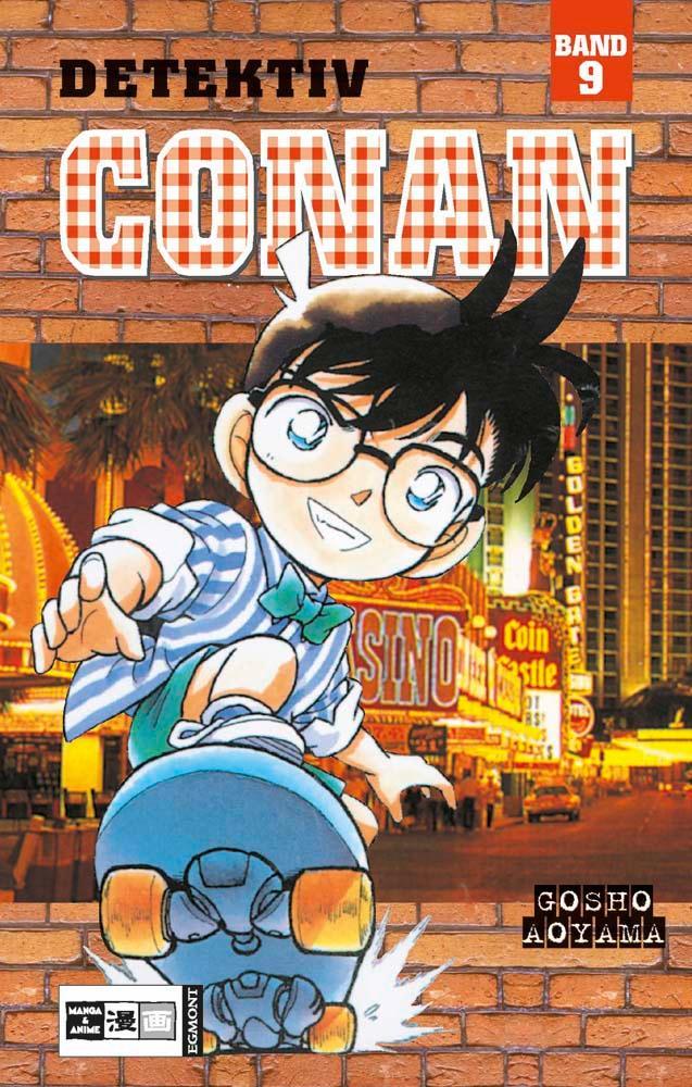 Detektiv Conan 09 als Buch
