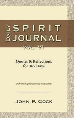 Daily Spirit Journal, Vol. VI als Taschenbuch