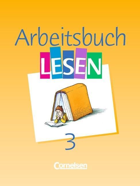 Arbeitsbuch Lesen 3. RSR als Buch