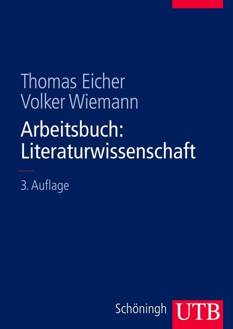Arbeitsbuch: Literaturwissenschaft als Buch