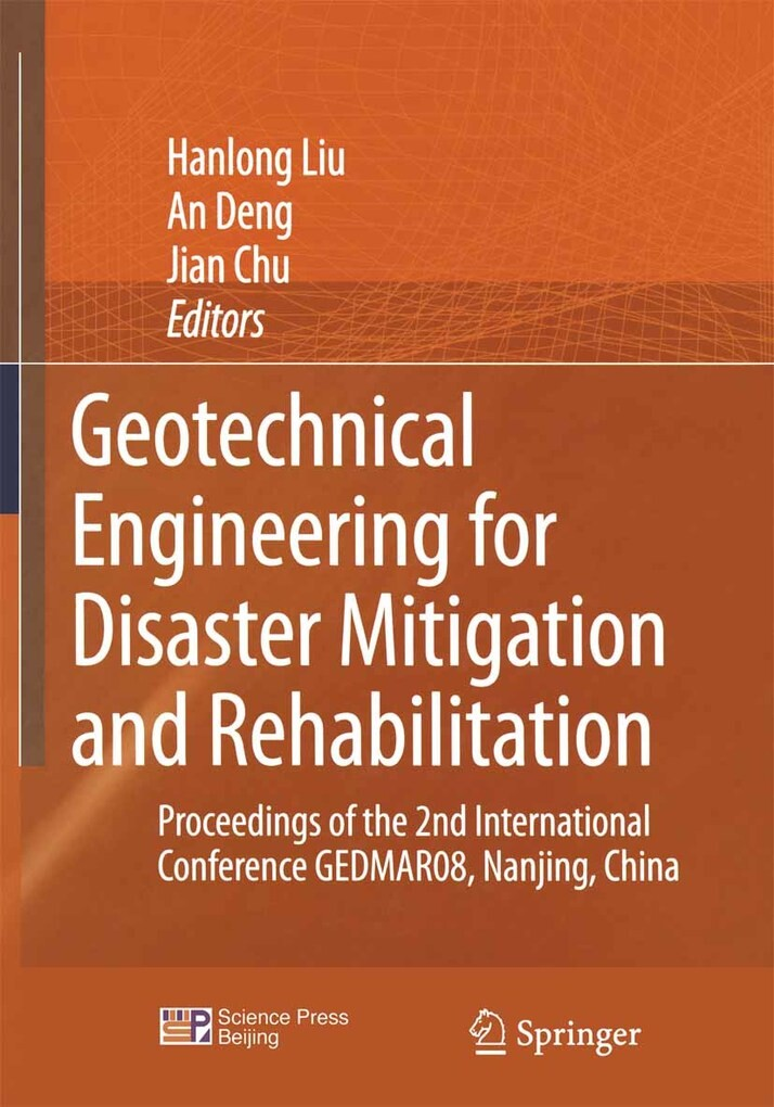 Geotechnical Engineering for Disaster Mitigation and Rehabilitation als eBook Download von