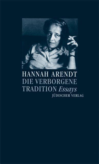 Die verborgene Tradition als Buch